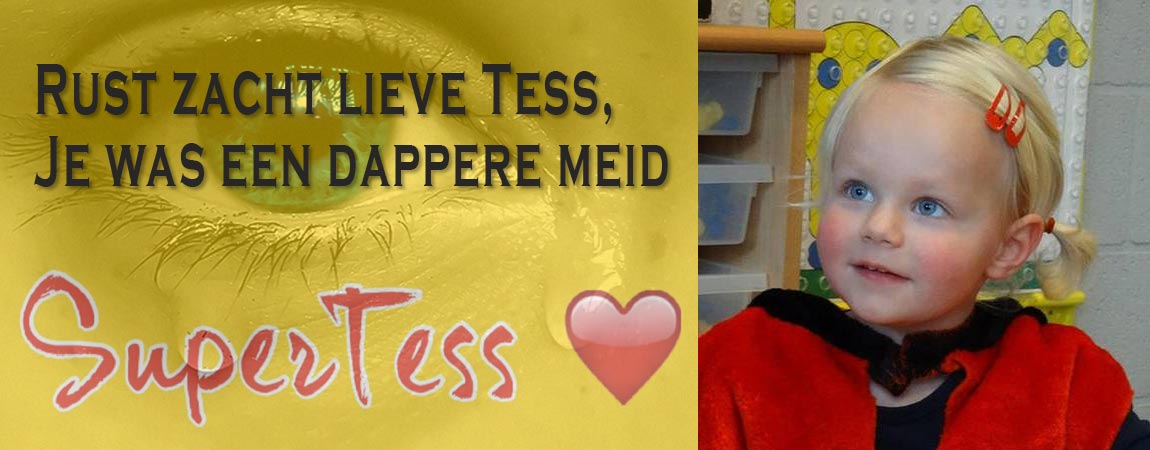 supertess overleden