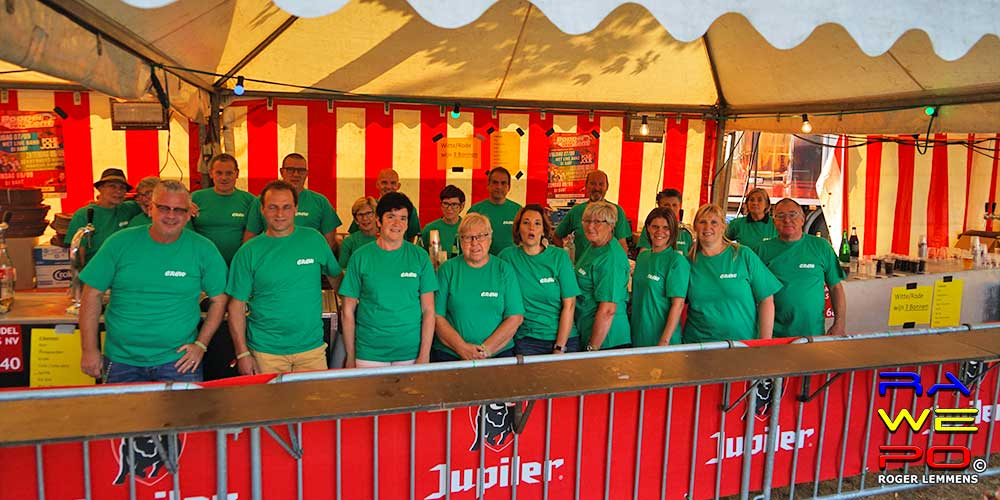 tuinfestival helpers