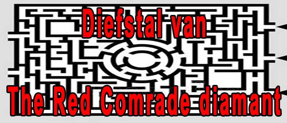 red comrade diamant