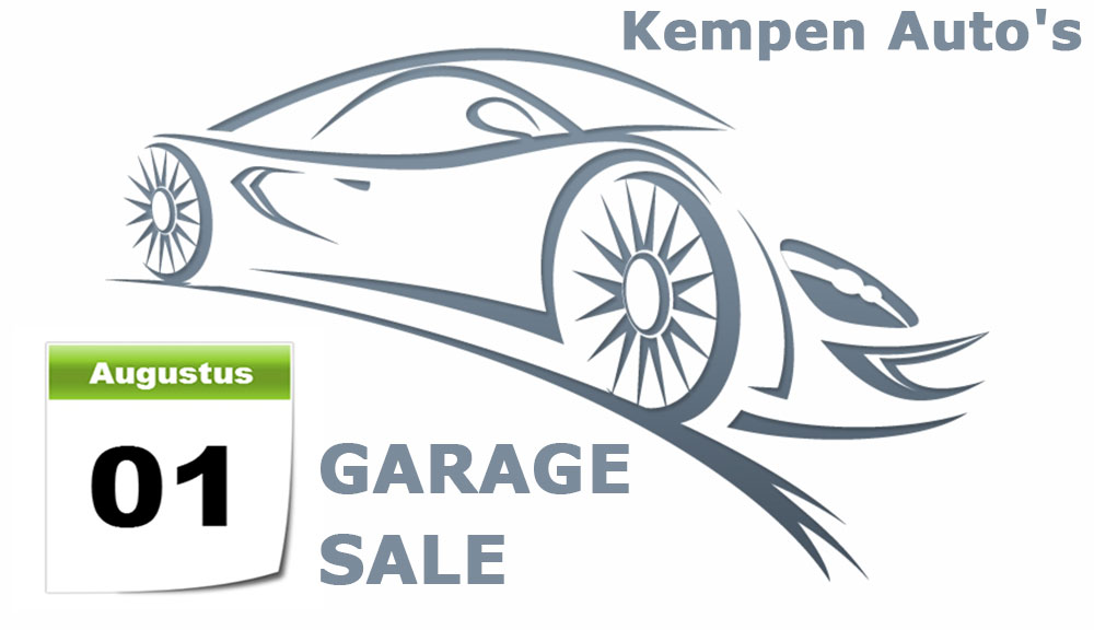 garage sale KempenAutos