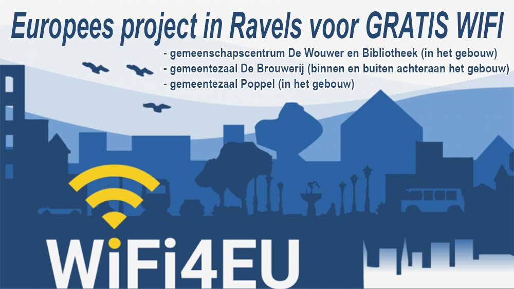 WiFi4EU Ravels