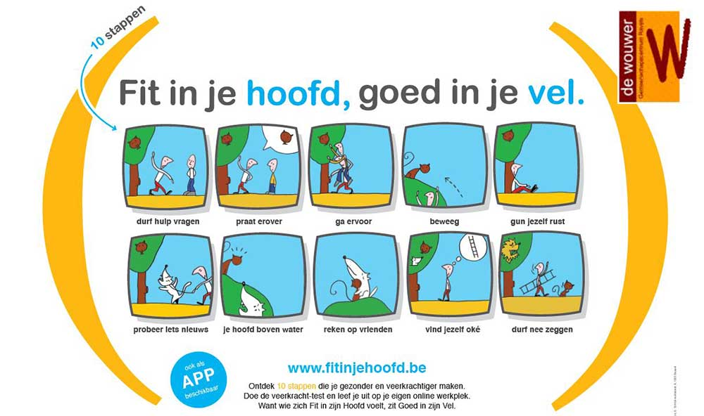 fit in je hoofd affiche