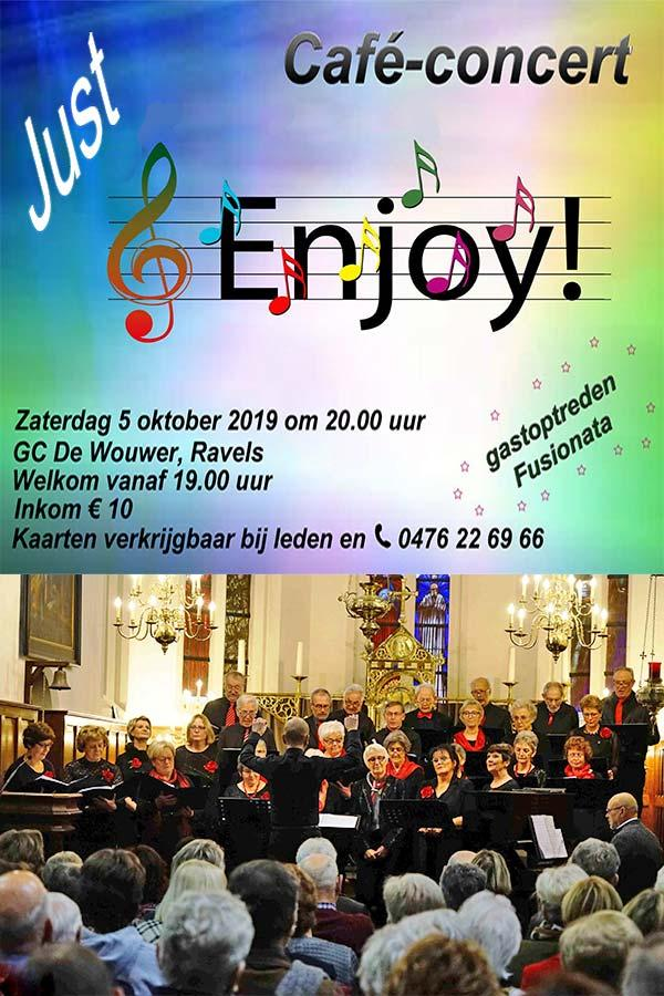 CONCERT: Just Enjoy