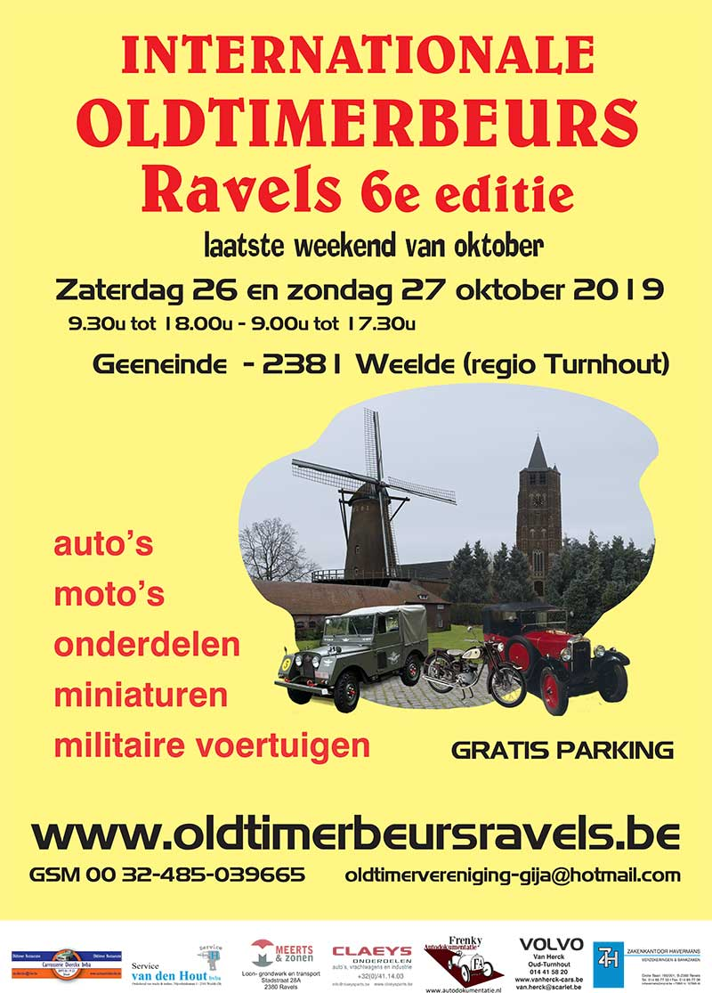 Internationale oldtimerbeurs2019
