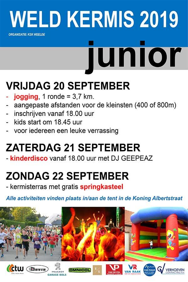 Junior Weld Kermis